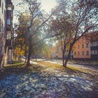 Солнце и снег :: Вячеслав Баширов