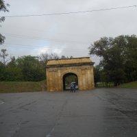 Петербургские ворота :: Галина
