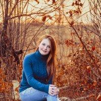 рыжая осень :: Анна Кулиева