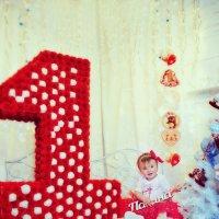 День рожденская фотосессия в студии :: марина алексеева