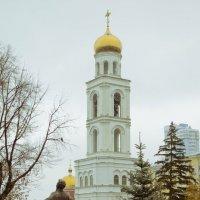 Пушкин и колокольня :: Александр Сошников