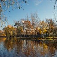 Октябрь на Угольном острове 4 :: Виталий