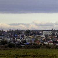 Панорама города Задонска. :: Yuri Chudnovetz