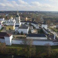Пафнутьев монастырь. Вид с Запада. Боровск :: Николай
