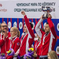 Чемпионы мира сборная России :: Екатерина Краева