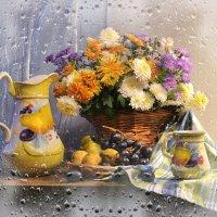 Расскажет музыка цветов... :: Валентина Колова