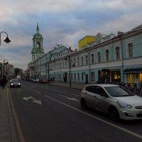 Мои полчасика перед работой бывают и такими :: Андрей Лукьянов