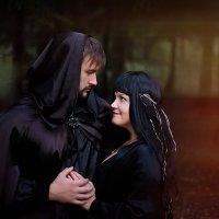 Ангел и демон :: Ольга Павленко