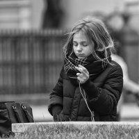 Погрузившись в музыку :: Александр Степовой