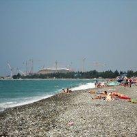 Берег Черного моря ! :: Надежда