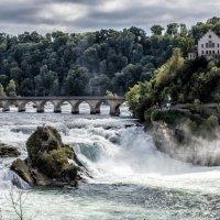 Rhine Falls :: Dmitry Ozersky