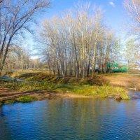 Река :: Вячеслав Баширов