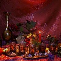 Время золотых яблок :: Nina Yudicheva