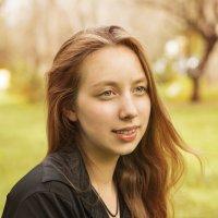 В парке :: Nadezhda Slepicheva