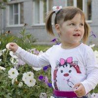 дети- цветы жизни :: Ольга Русакова