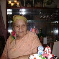 Любимой бабушке 80! :: Ольга Русакова