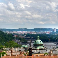 Прага :: Николай Ярёменко