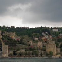 Крепость Румелихисар. Стамбул. Босфор. :: Константин Сытник