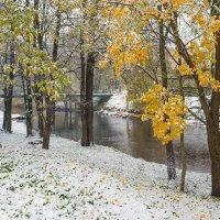 Снег в октябре 3 :: Виталий
