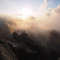 Закат на Птице :: Александр Бобрецов