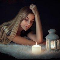 Вечер при свечах :: Ирина Kачевская