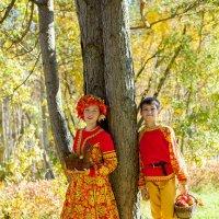 Осенняя сказка :: Виктория Исполатова
