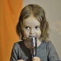 певица растет... :: Мария Климова