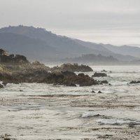 На берегу Тихого океана в Калифорнии :: Андрей Крючков