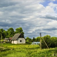 Летом в деревне... :: Елена Kазак