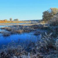 И первый иней на реке... :: Лесо-Вед (Баранов)