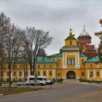 Покровский монастырь, Хотьково :: Дмитрий Анцыферов