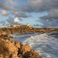 Кипрское побережье :: Юлия Супенко
