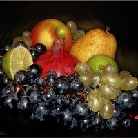 Осенние фрукты :: °•●Елена●•° Аникина♀