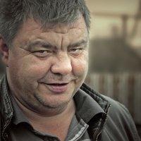 Бугурусланский нефтяник на отдыхе. :: Владимир Сворочаев