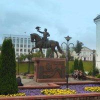 Памятник князю Ольгерду в Витебске :: Татьяна