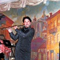 флейтистка :: Vladimir Semenchukov