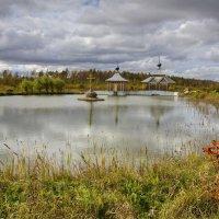 Монастырский пруд :: Константин