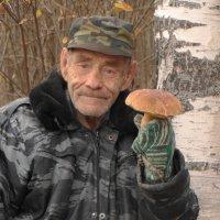 грибы в октябре.. :: Михаил Жуковский