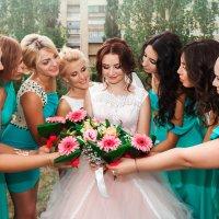 Ксения и подружки :: Наталья Лизогуб