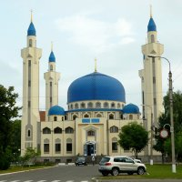 Мечеть. :: Надежда