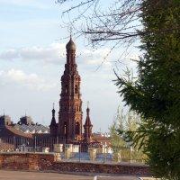 Вид со смотровой площадки во дворе университета :: Елена Павлова (Смолова)