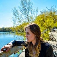 на мосту над водой :: Света Кондрашова