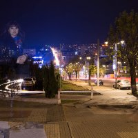 Огни большого города! :: Елена Кельина