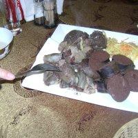 Тувинская кухня. Изиг-хан :: Марина Домосилецкая