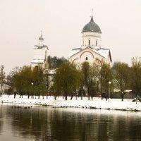 храм Александра Невского :: Владимир Зырянов