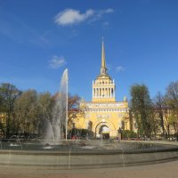 Осенний Петербург. :: Валентина Жукова