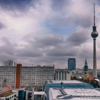 Fernsehturm Berlin :: Татьяна Каримова