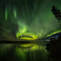Северное сияние :: Игорь Триер