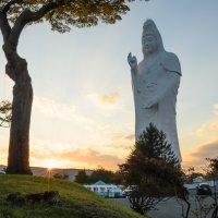 Статуя Будды - Сендай Дай Каннон, Япония :: Сергей Сорокин