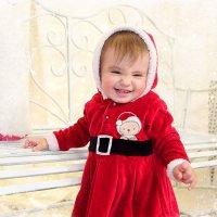 Детская фотосессия малышки :: марина алексеева